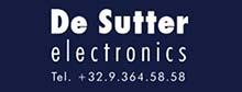 De Sutter Electronics Grotenberge logo