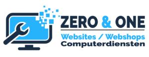 zero & one zottegem logo 2018