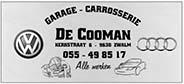Garage De Cooman Zwalm